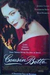 Постер к фильму «Кузина Бетта»