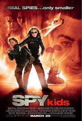 Постер к фильму «Дети шпионов»