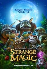 Постер к фильму «Странная магия»