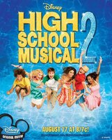 Постер к фильму «Классный мюзикл 2: Каникулы»