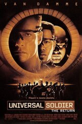 Постер к фильму «Универсальный солдат 2: Возвращение»