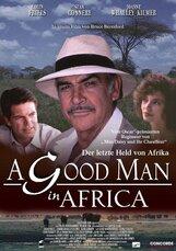 Постер к фильму «Хороший человек в Африке»