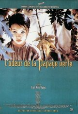 Постер к фильму «Аромат зеленой папайи»