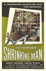 Постер к фильму «Невероятно худеющий человек»