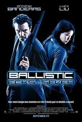 Постер к фильму «Баллистика: Экс Против Сивер»