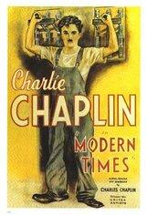 Постер к фильму «Новые времена»