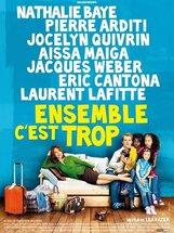 Постер к фильму «Вместе - это слишком»