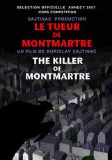 Постер к фильму «Убийца с Монмартра»