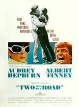 Постер к фильму «Двое на дороге»