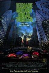 Постер к фильму «Черепашки-ниндзя»