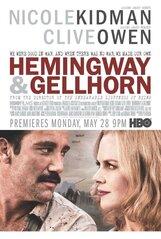 Постер к фильму «Хемингуэй и Геллхорн»