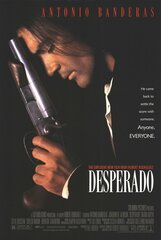 Постер к фильму «Отчаянный»