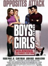 Постер к фильму «Мальчики и девочки»