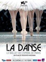 Постер к фильму «Танец: Балет Парижской оперы»