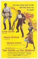 Постер к фильму «Гордость и страсть»