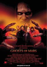 Постер к фильму «Призраки Марса»