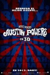 Постер к фильму «Остин Пауэрс 4»