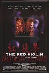 Постер к фильму «Красная скрипка»