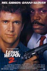 Постер к фильму «Смертельное оружие 2»