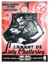 Постер к фильму «Любовник леди Чаттерлей»