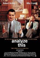 Постер к фильму «Анализируй это»