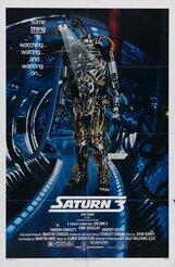 Постер к фильму «Сатурн 3»