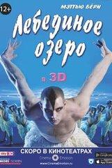 Постер к фильму «Мэтью Борн: Лебединое озеро 3D»