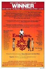 Постер к фильму «Враги, история любви»