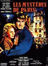 Постер к фильму «Парижские тайны»