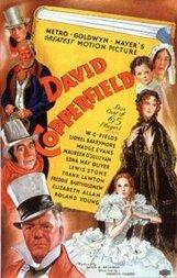 Постер к фильму «Дэвид Копперфильд»