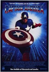 Постер к фильму «Капитан Америка»