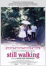 Постер к фильму «Пешком-пешком»