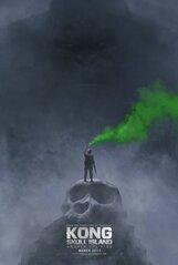 Постер к фильму «Конг: Остров черепа»