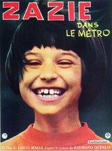 Постер к фильму «Зази в метро»