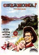 Постер к фильму «Оклахома!»