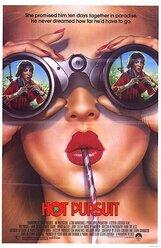 Постер к фильму «Преследование по пятам»
