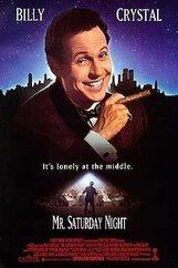 Постер к фильму «Мистер субботний вечер»
