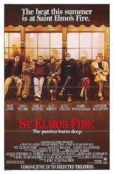 Постер к фильму «Огни святого Эльма»