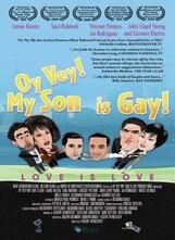 Постер к фильму «Ой, вэй! Мой сын гей!!»