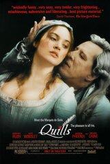 Постер к фильму «Перо маркиза де Сада»
