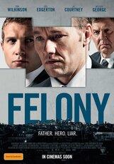 Постер к фильму «Особо тяжкое преступление»