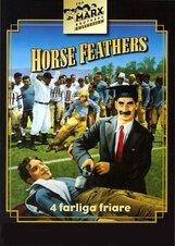 Постер к фильму «Лошадиные перья»