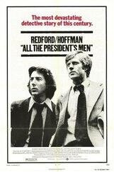 Постер к фильму «Вся президентская рать»