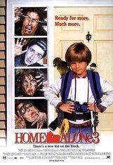 Постер к фильму «Один дома 3»