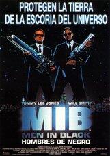 Постер к фильму «Люди в черном»
