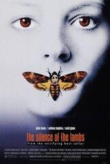 Постер к фильму «Молчание ягнят»