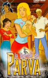 Постер к фильму «Легенда о принцессе Парве»