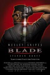 Постер к фильму «Блэйд»