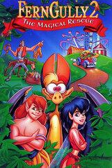 Постер к фильму «Долина Папоротников 2: Волшебное спасение (видео)»