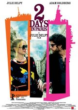Постер к фильму «Два дня в Париже»